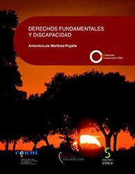 Portada del libro: Derechos Fundamentales y Discapacidad